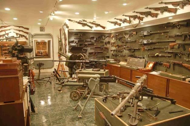 Silvercore Firearms Training BC - Gun Room 3