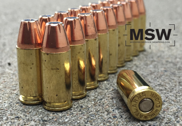 THE RETURN OF THE 9MM (OR WHY I HATE 40 CALIBER)